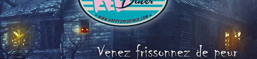 FRISSON SUR HAPPY DAYS DINER