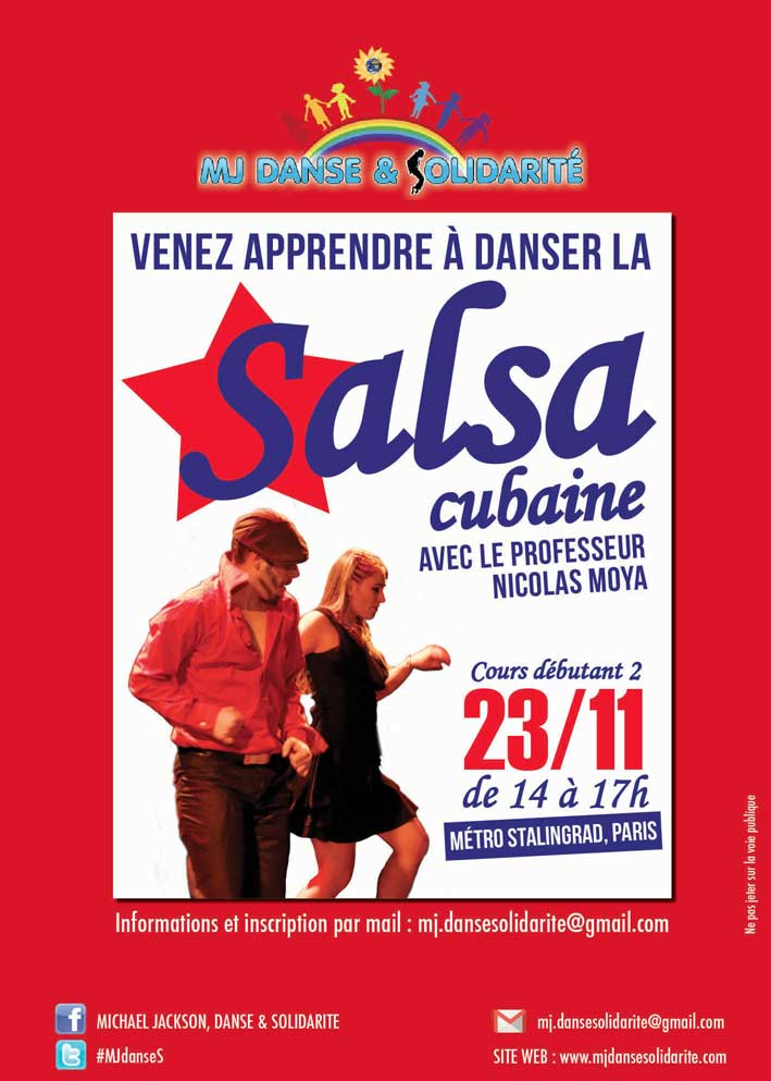Salsa cubaine