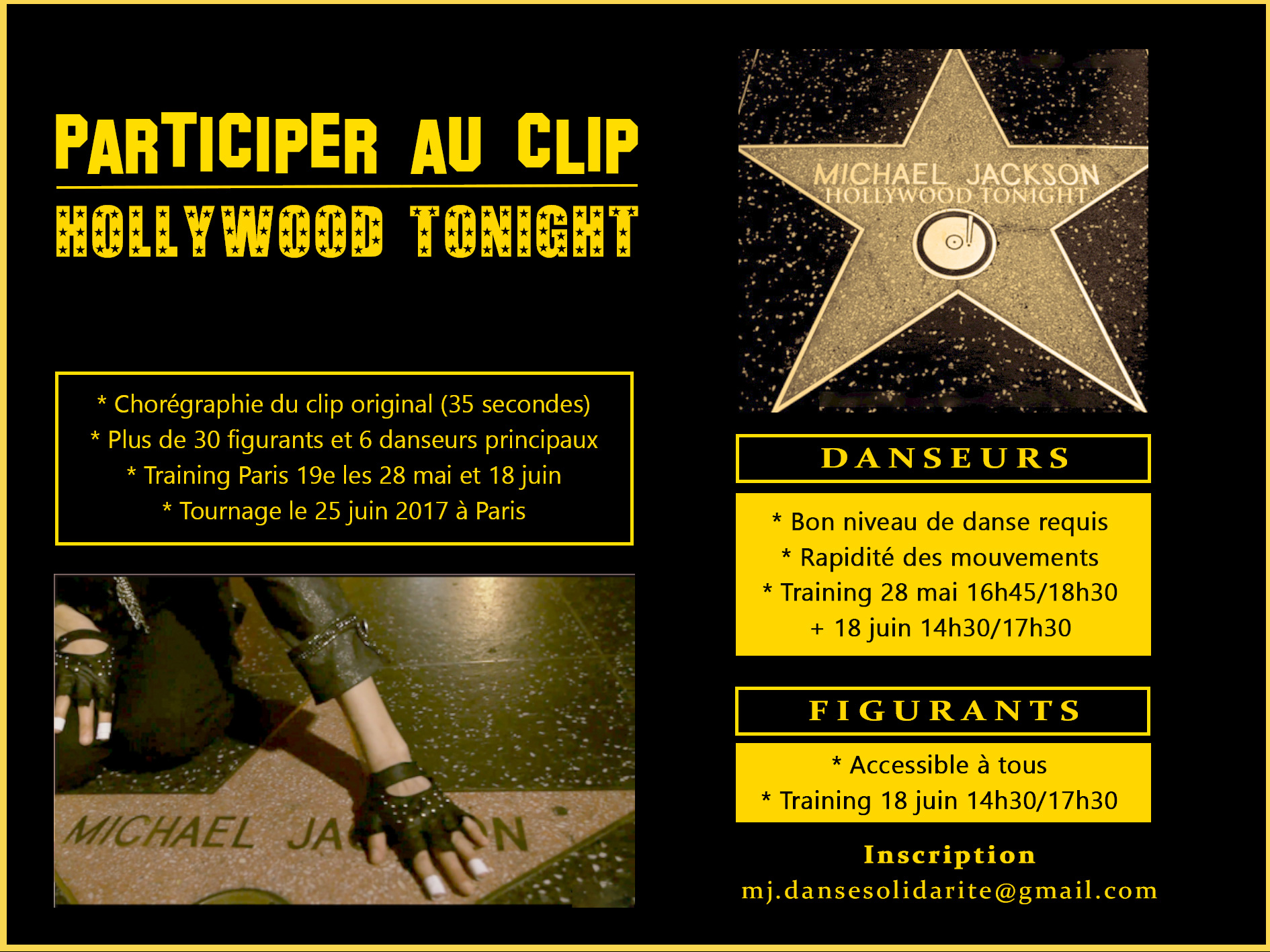 Clip Hollywood Tonight